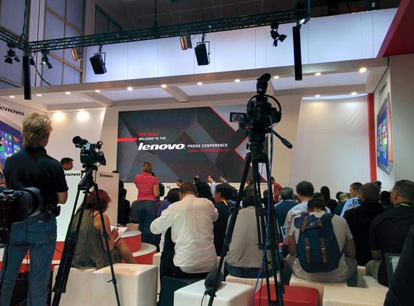 Conférence LENOVO