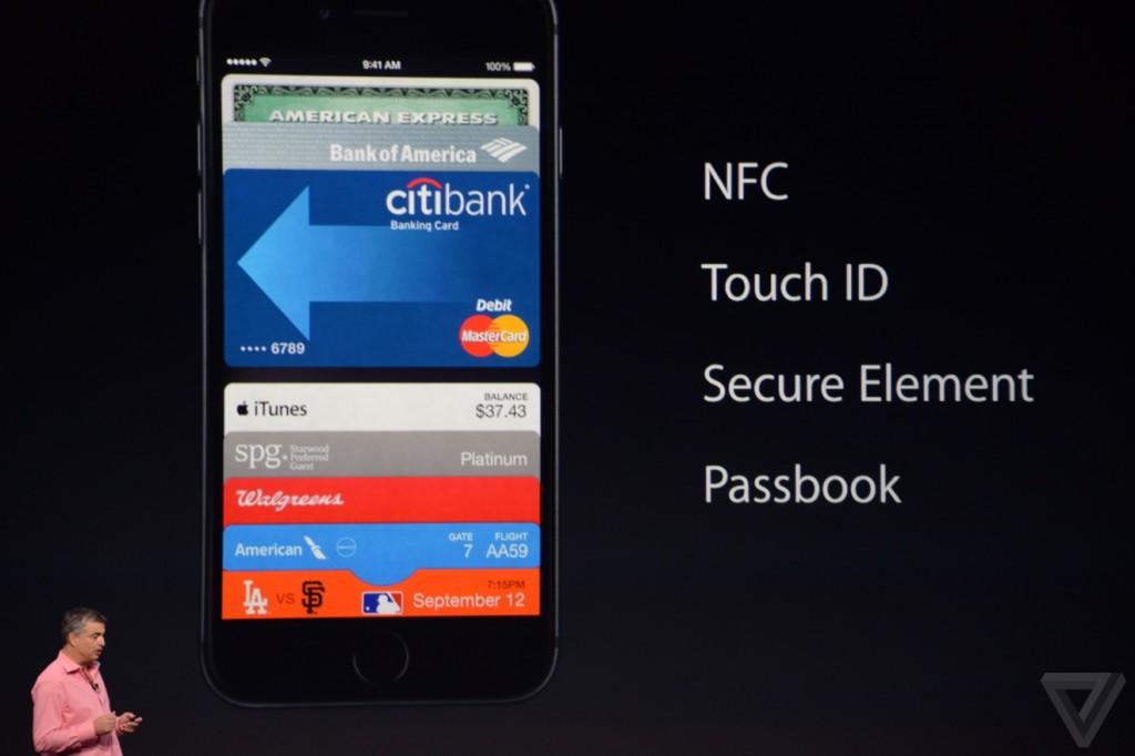 NFC Passbook