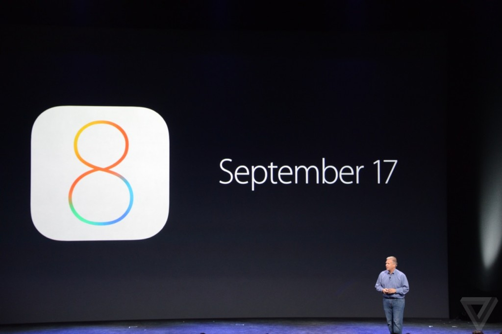 iOS 17 Septembre