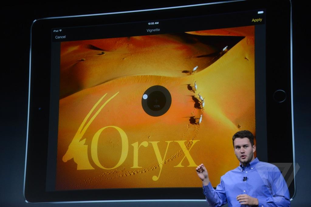 Pix Mator iPad