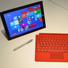 Microsoft Surface 3 : adieu Windows RT !