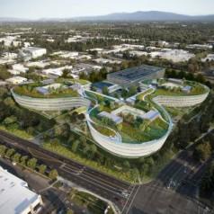 Apple s'offre encore un nouveau campus ?