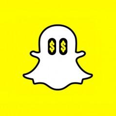 Snapchat va permettre aux marques de pouvoir faire des filtres sponsorisés